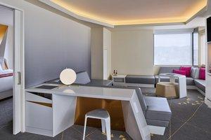 Suite - W Hotel San Francisco
