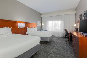 Room - Courtyard by Marriott Hotel Monroe Airport