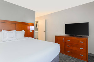 Suite - Courtyard by Marriott Hotel Monroe Airport