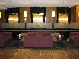 Lobby - Crowne Plaza Hotel Gatineau