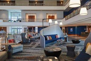 Lobby - Renaissance Concourse Hotel Atlanta