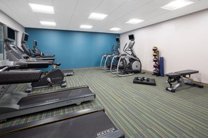 Fitness/ Exercise Room - Holiday Inn Express Hotel & Suites Chico
