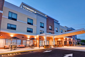Exterior view - TownePlace Suites by Marriott Branchburg