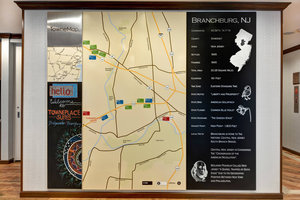 Map - TownePlace Suites by Marriott Branchburg