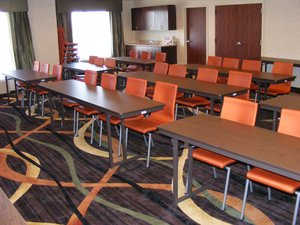 Meeting Facilities - Holiday Inn Express Hotel & Suites Muskogee