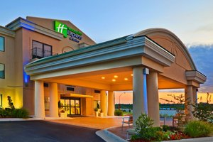 Exterior view - Holiday Inn Express Hotel & Suites Muskogee