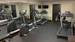 Fitness/ Exercise Room - Holiday Inn Mayaguez & Tropical Casino