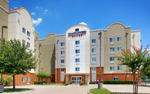 Exterior view - Candlewood Suites Downtown Plano
