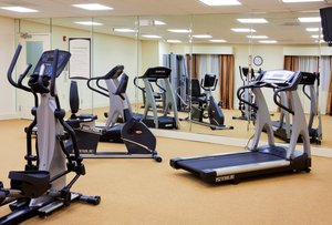 Fitness/ Exercise Room - Staybridge Suites Durham