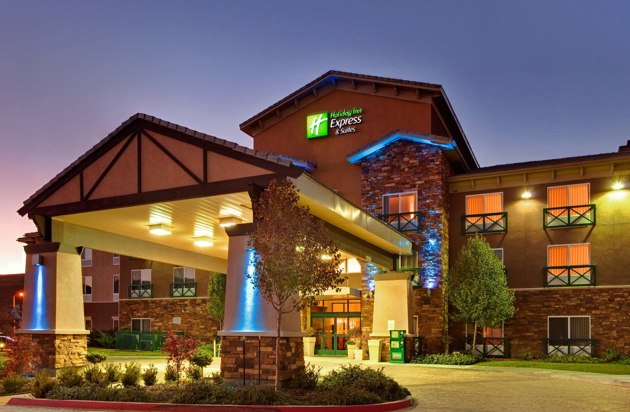 Holiday Inn Express & Suites TEHACHAPI HWY 58/MILL ST.