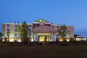 Exterior view - Holiday Inn Express Hotel & Suites Moultrie
