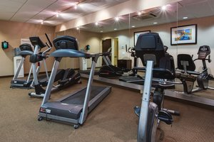 Fitness/ Exercise Room - Holiday Inn Express Hotel & Suites Moultrie