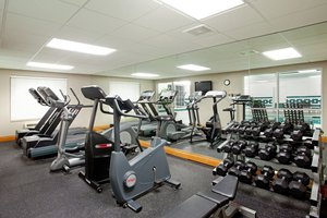 Fitness/ Exercise Room - Holiday Inn Express Hotel & Suites Riverwoods