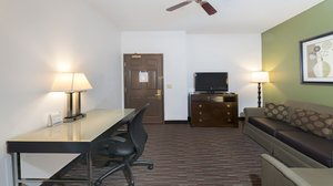 Room - Holiday Inn Express Hotel & Suites Riverwoods