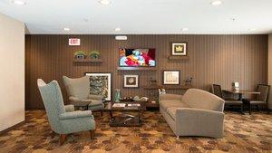 Restaurant - Holiday Inn Express Hotel & Suites Riverwoods