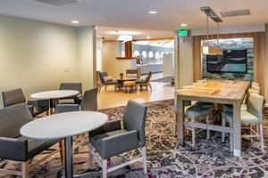 Lobby - Residence Inn by Marriott Anchorage