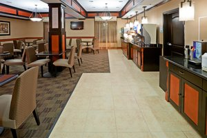 Restaurant - Holiday Inn Express Hotel & Suites Market Dallas