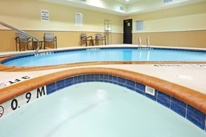 Pool - Holiday Inn Express Hotel & Suites Market Dallas