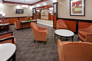 Lobby - Holiday Inn Express Hotel & Suites Market Dallas