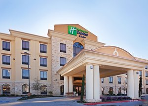Exterior view - Holiday Inn Express Hotel & Suites Market Dallas