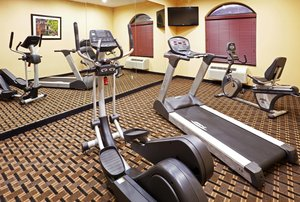 Fitness/ Exercise Room - Holiday Inn Express Hotel & Suites Market Dallas