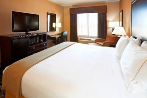Room - Holiday Inn Express Hotel & Suites Market Dallas