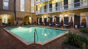 Pool - Holiday Inn French Quarter Chateau Lemoyne New Orleans