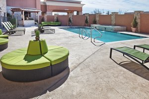 Pool - Holiday Inn Express Frisco