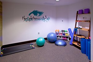 Fitness/ Exercise Room - Holiday Inn Express Fishers