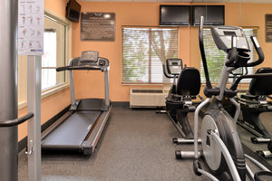 Fitness/ Exercise Room - Holiday Inn Express Hotel & Suites Blue Ash
