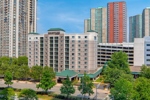 Exterior view - Courtyard by Marriott Hotel Jersey City