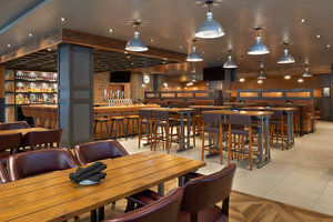 Restaurant - Four Points by Sheraton Hotel Downtown Windsor
