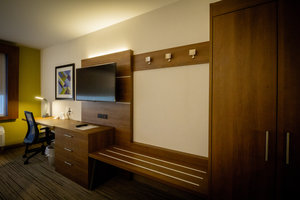Room - Holiday Inn Express Hotel & Suites Randolph
