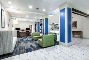 Lobby - Holiday Inn Express Hotel & Suites Jasper