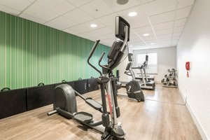 Fitness/ Exercise Room - Holiday Inn Express Hotel & Suites Jasper