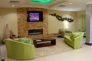 Lobby - Holiday Inn Express Hotel & Suites Perry