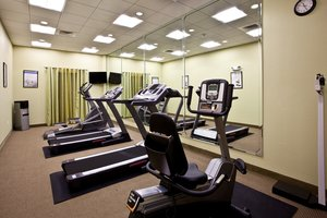 Fitness/ Exercise Room - Holiday Inn Express Hotel & Suites Perry