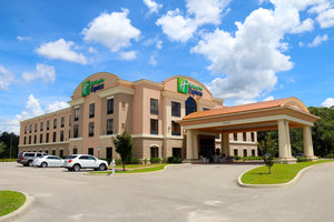 Exterior view - Holiday Inn Express Hotel & Suites Perry