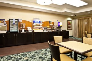 Restaurant - Holiday Inn Express Hotel & Suites Perry