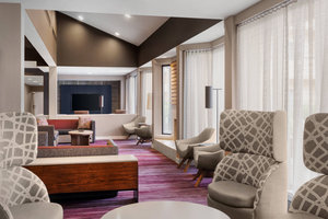 Lobby - Courtyard by Marriott Hotel Mahwah