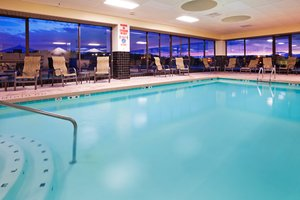 Pool - Holiday Inn Downtown Worlds Fair Park Knoxville
