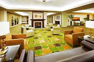 Lobby - Holiday Inn Downtown Worlds Fair Park Knoxville