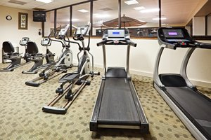 Fitness/ Exercise Room - Holiday Inn Downtown Worlds Fair Park Knoxville