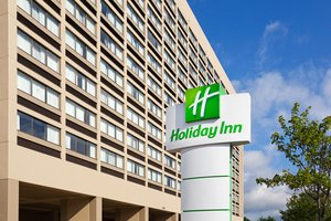 Exterior view - Holiday Inn Downtown Worlds Fair Park Knoxville