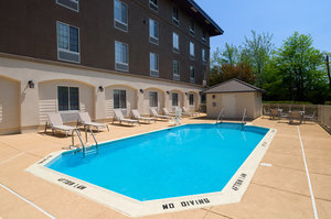 Pool - Holiday Inn Express Langhorne