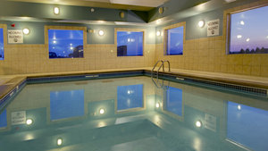 Pool - Holiday Inn Express Sioux Center