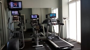Fitness/ Exercise Room - Holiday Inn Santee