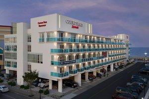 Exterior view - Courtyard by Marriott Hotel Ocean City