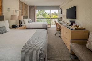 Room - Hotel Paradox Santa Cruz