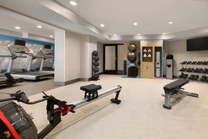Fitness/ Exercise Room - Crowne Plaza Hotel Valley Forge King of Prussia